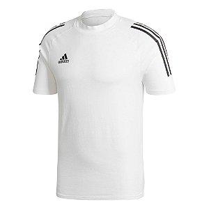 Camisa Adidas Condivo 20 Masculina Branca