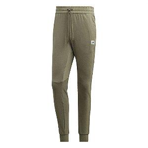 Calça Adidas Brilliant Basics Masculina Verde