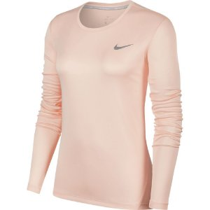 Camisa Nike Miler Feminina Rosa