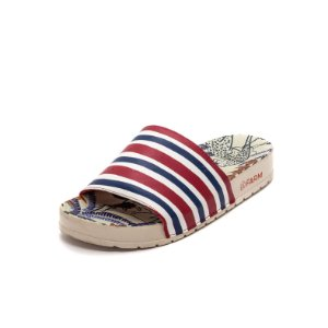 Chinelo Slide Farm Feminino Tropical