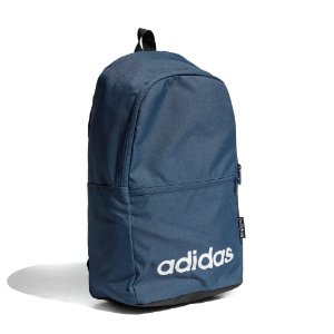 Mochila Esportiva Adidas Classic Daily Unissex Azul Marinho