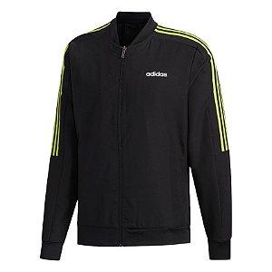 Jaqueta Adidas Originals Masculina Preta e Amarela