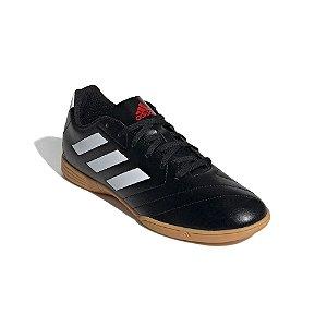 Chuteira Futsal Adidas Goletto VII Masculino Preta