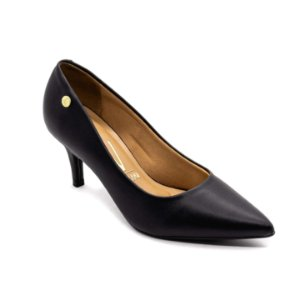 Sapato Scarpin Vizzano Feminino Preto