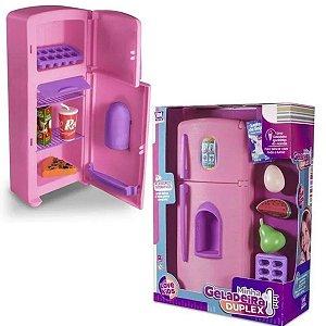 Minha Geladeira Duplex - Zuca Toys