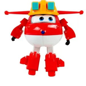 Super Wings Change Up - Personagens Fun