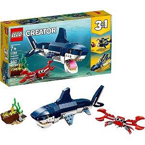 Lego Creator - Criaturas do Fundo do Mar