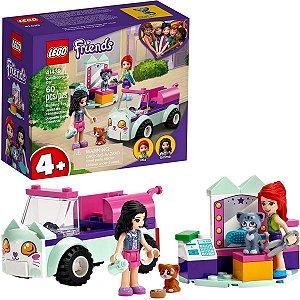 LEGO Friends - Cabeleireiro Móvel para Gatos
