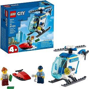 LEGO City - Helicóptero da Polícia