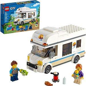 LEGO City - Trailer de Férias