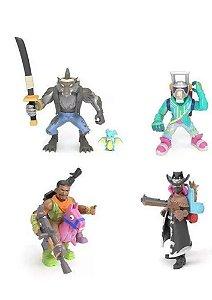 Fortnite 4 Mini Figuras - Fun