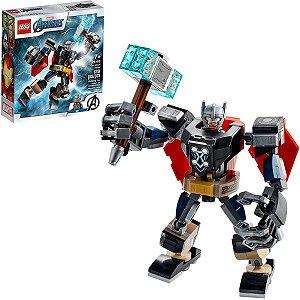 LEGO Super Heroes Marvel - Armadura Robô do Thor