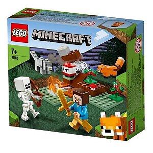 Minecraft A Aventura Em Taiga - Lego