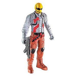 Boneco Bs Soldier Game Dark War - Bs Toys