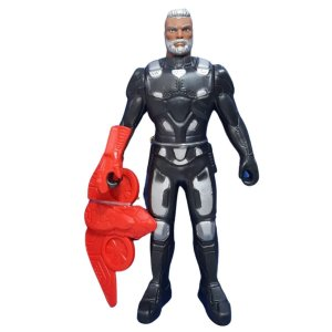 Boneco Bs Soldier Drone Dark War - Bs Toys