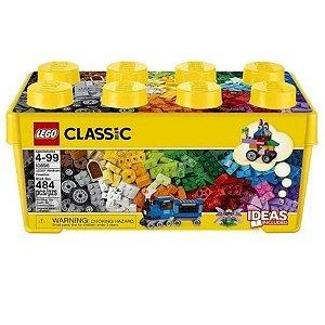 Caixa De Lego Criativa Peças Criativas 484peças - Lego