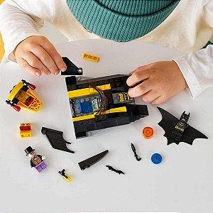 Perseguição De Pinguim Em Batbarco - Lego