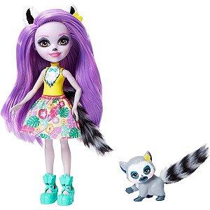 Enchantimals Larissa Lemur & Ringlet - Mattel