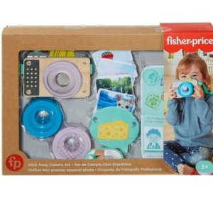 Fisher-price Jornalista De Fotografias - Mattel