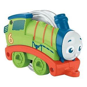 Trenzinho Percy Locomotiva Chocalho - Fisher Price