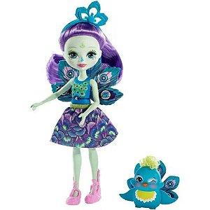 Enchantimals Patter Peacoxk & Flap - Mattel