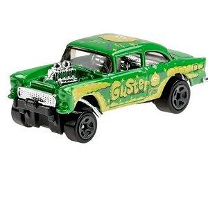 55 Chevy Bel Air Gasser Hot Wheels - Mattel