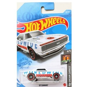 Carrinho 67 Camaro Hot Wheels - Mattel