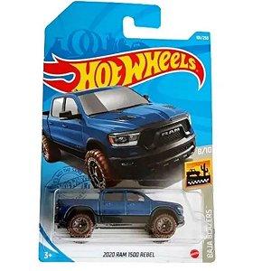 Carrinho 2020 Ram 1500 Rebel Hot Wheels- Mattel