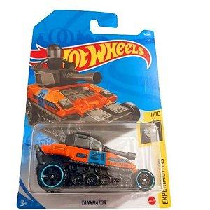 Carrinho Tanknator Hot Wheels - Mattel