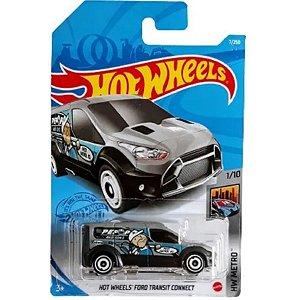 Carrinho Hot Wheels Ford Transit Connect - Mattel
