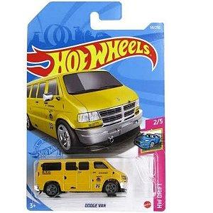 Carrinho Hot Wheels Dodge Van - Mattel