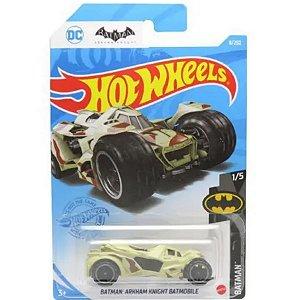 Carrinho Hot Wheels Batman Arkham Knight - Mattel
