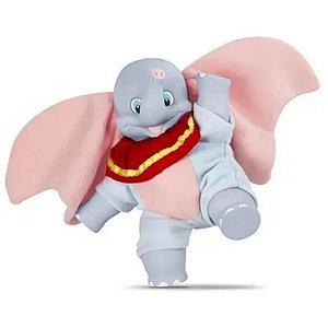 Coleção Amor De Filhote Dumbo - Boneco Vinil - Roma