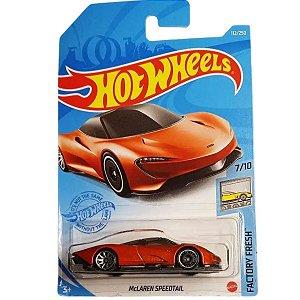 Carrinho Hot Wheels Mc Laren Speedtail -Mattel