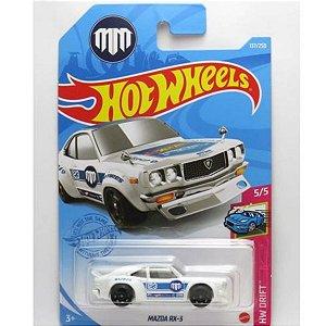 Carrinho Hot Wheels Mazda Rx-3 - Mattel