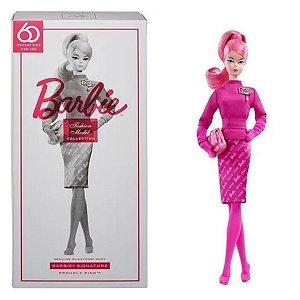 Barbie Signature Silkstone Proudly Pink Fashion Model 60 anos
