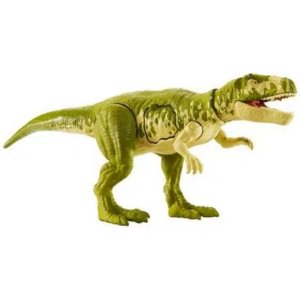 Dinossauro Gasosaurus Jurassic World Battle Damage - Mattel