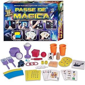 Jogo Passe De Mágica - Nig Brinquedos