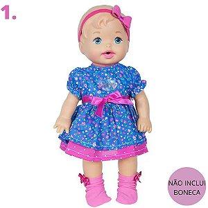 Roupas Sortidas Little Mommy - Pupee