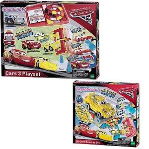 Kit Aquabeads Carros 3 Cruz Ramirez E Play Set Epoch