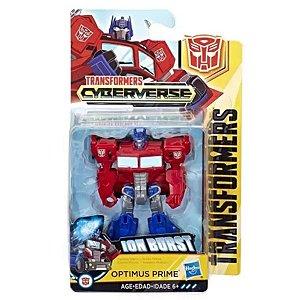 Boneco Transformers Optimus Prime 9cm - Hasbro
