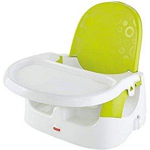 Cadeira de Alimentação Portátil Fisher-Price Booster 2 em 1 - Mattel