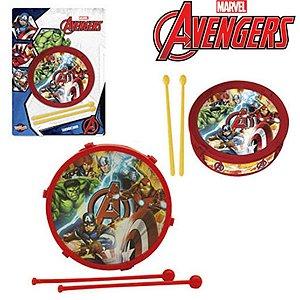 Tambor Avengers Marvel - Toyng