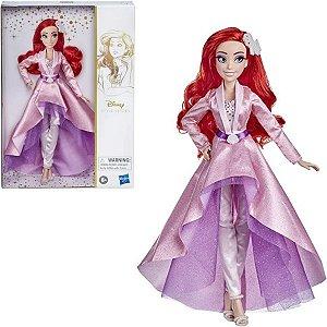 Boneca Princesas Disney Style Series- Hasbro