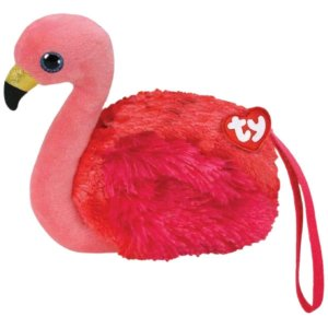 Bolsa Beanie Boos Gilda Flamingo - Dtc Ty
