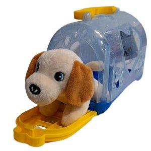 Coleção Amigos Do Coração Cachorro De Pelúcia - Dm Toys