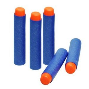 Refil 50 Dardos Super Shot  - DM Toys