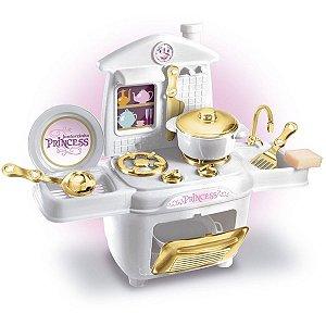 Cozinha Princess Deluxe - Zuca Toys