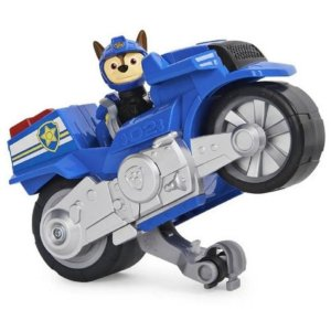 Patrulha Canina Deluxe Vehicle Moto Chase - Sunny