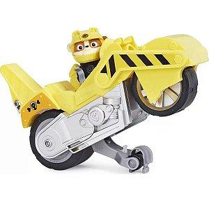 Patrulha Canina Deluxe Vehicle Moto Rubble - Sunny